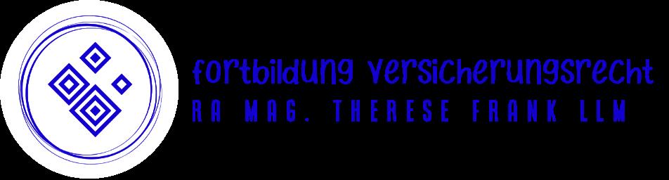 Fortbildung Versicherungsrecht Logo